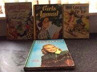 4 girls annuals dating back to 1950s