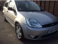 Ford Fiesta Full Ford Service History Very Low Miles
