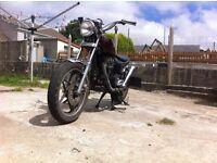 Honda CB450 Nighthawk motorbike 45 BHP Bobber cb 450