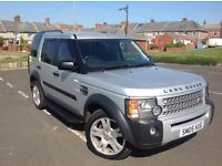 LAND ROVER DISCOVERY 2.7 TD V6 SE 5DR (7 seats) 2005