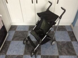 Dolls silver cross pop pushchair for 5+