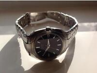 Stunning citizen eco drive sola watch slim quality watch runs of light boxed