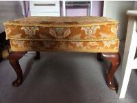 Vintage Parker Knoll footstool