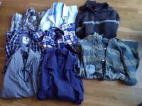 Bundle of Men's Shirts, Jumper & Hoodie Size XL