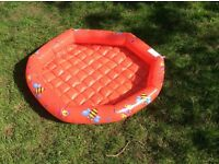 Early Learning Centre splash pool £2.50