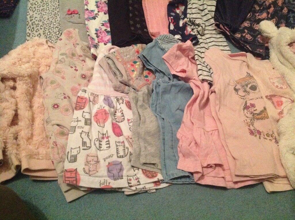 Girls 12/18 months bundle