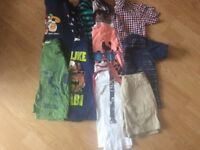 Boys clothes age 4-6