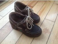 **SOLD** VINTAGE KICKERS SHOES