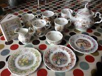 Royal Doulton Bramley Hedge Tea Set