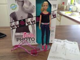 Barbie fashion photo doll