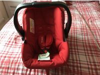 Mothercare Infant car seat (not used)