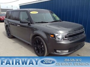 2016 Ford Flex SEL - AWD Leather*Dual Moonroofs*Navi*