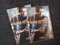 King Arthur legend of the sword Dvd never been opened