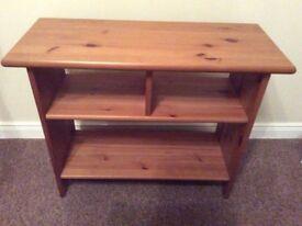 Ikea shelf / side table