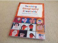 Undergraduate/Education/Teaching: Teaching Geography Creatively by Stephen Scoffham