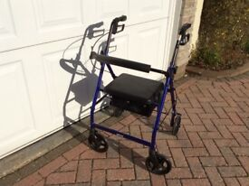 Mobility Walking Aid/Rollator