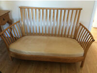 Ercol Renaissance 3 Seater Sofa and two matching Renaissance Easy Chairs