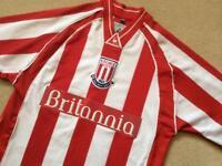 Stoke City football shirt