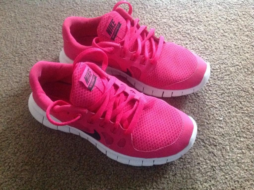 lowest price 8488b 1d853 Women's / Girls / Ladies Nike Free Run 5.0 Trainers, size 4 (UK) | in  Fairwater, Cardiff | Gumtree