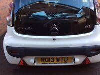 Citroen, C1, Hatchback, 2013, Manual, 998 (cc), 5 doors