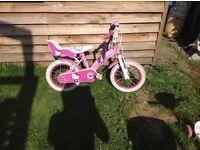 "Hello kitty14"" wheel bike"