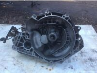VAUXHALL ASTRA AND ZAFIRA 1.8 2001-2005 5 SPEED MANUAL, GEARBOX FOR SALE