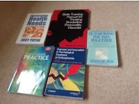 Mental health nursing books