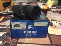 Pulsar recon digital night vision recon 750 monocular magnification 4.0x. Hunting