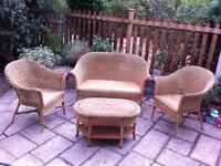 Marks and Spencer conservatory furniture set
