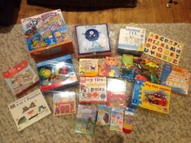 BRAND NEW kids stocking fillers Christmas children presents puzzles / games etc