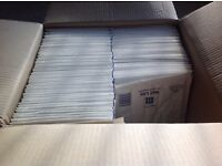LOT OF 76 X SIZE C/O WHITE JIFFY BAGS MEASURE 150 X 210mm