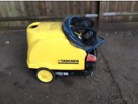 KARCHER 601 C ECO HOT INDUSTRIAL PRESSURE WASHER STEAM CLEANER
