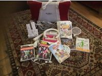 Wii with lots of accessories
