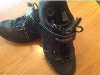 Shimano Mt43 shoes