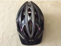Adult and child bike helmets. Great condition.