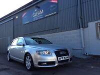 Dec 2009 Audi A6 Advant 2.0 TDI E SE FSH 2 Keys Company Owner Only £6450 FINANCE AVAILABLE