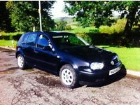 2004 04 Volkswagen golf 1.9 sdi only £475