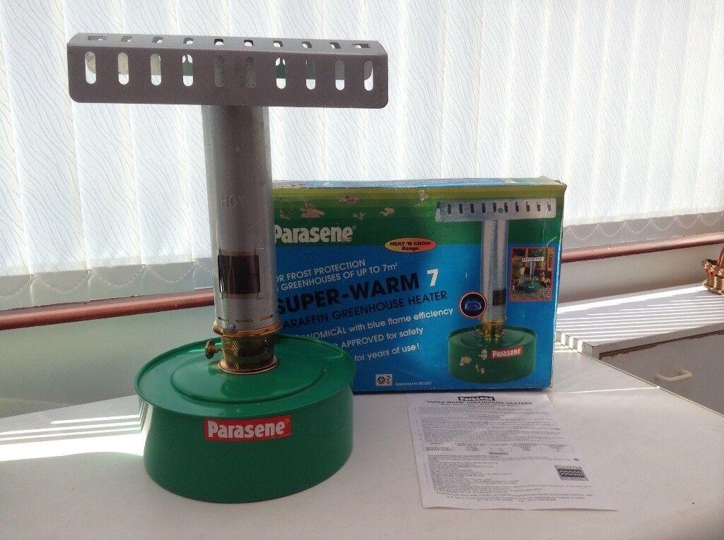 Parasene Super Warm 7 Greenhouse Heater