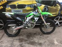 Kxf 250'2010 mint loads of extras