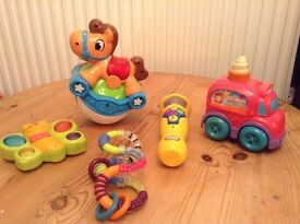 Baby/ toddler musical and movement toy bundle