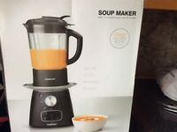 Brand new boxed and unopened Cuisinart soup maker as sold in John Lewis and Lakeland for £139.99
