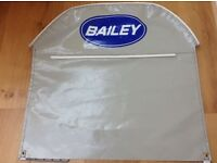 Caravan Bailey Pegasus 534 Single Skirt Wheel cover