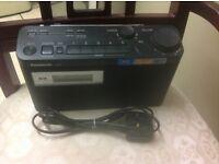 Panasonic Dab / FM radio