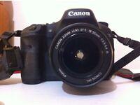 Canon EOS 7D Digital SLR Camera (w/ EF-S 18-55mm IS Lens)