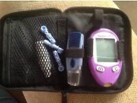 AlphaTrak 2 Diabetes test kit for cats