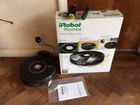 iRobot roomba 581 Robotic vacuum cleaner