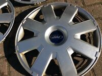 Ford wheeltrims