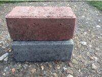 BLOCK PAVING- Charcoal & Brindle blocks
