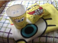 Sponge Bob bedroom items