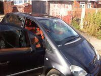MERCEDES A140 CHEAP CAR FOR SALE